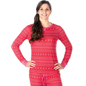 Women's Knit Sleep Lounge Set