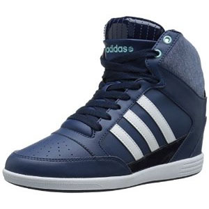 Adidas NEO  Wedge High Top Fashion Sneaker