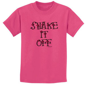 TooLoud Shake It Off T-Shirt