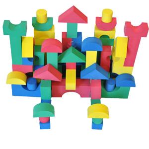 80 Piece Foam Wonder Blocks