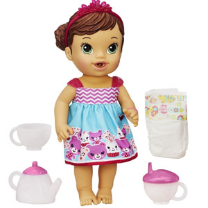 Baby Alive Lil' Tea Party