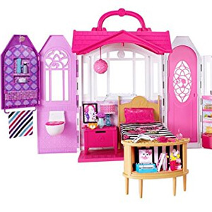 Barbie Glam Getaway House
