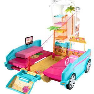 Barbie Ultimate Puppy Mobile Vehicle