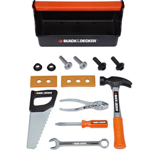 Black and Decker Tool Box