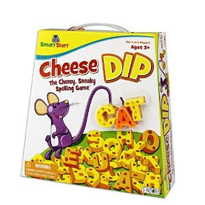 Cheese Dip Board Game