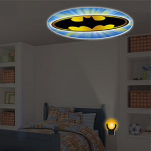 DC Comics Collectors Edition Batman LED Night Light Projectables