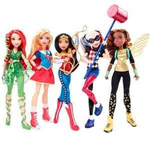 DC Super Hero Girls Dolls