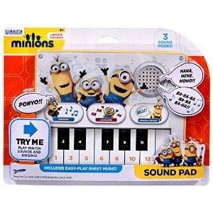 Minions Sound Pad