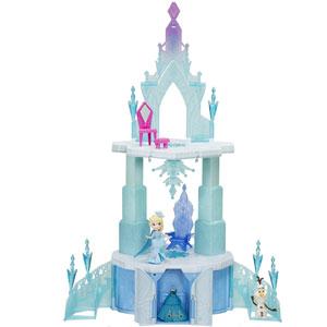 Disney Frozen Elsa's Magical Rising Castle