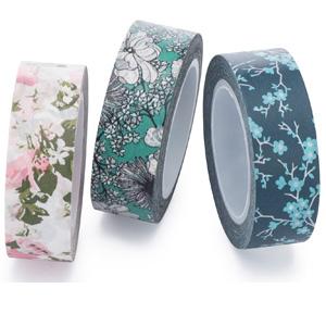 Evermae Design Floral Washi Tape