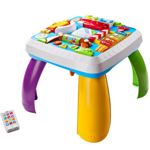 Fisher-Price Around The Town Learning Table