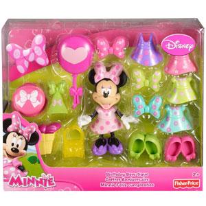 Minnie Birthday Bowtique