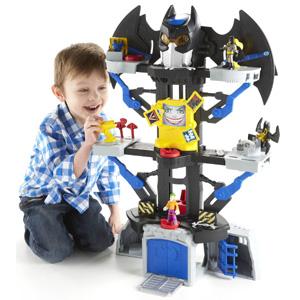 Transforming Batcave