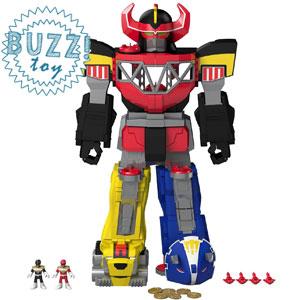 Fisher-Price Imaginext Power Rangers Megazord