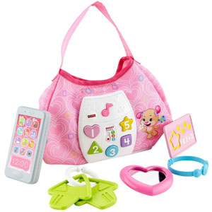 Fisher-Price Smart Stages Purse