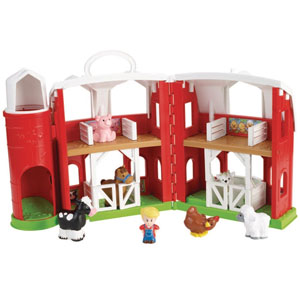 Little People Animal Friends Farm