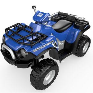 Power Wheels Kawasaki Brute