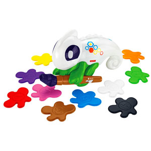 Fisher Price Think & Learn Scan Color Chameleon