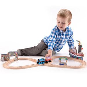 Thomas Wooden Sodor Railway