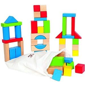 Hape Maple Wood Building Blocks