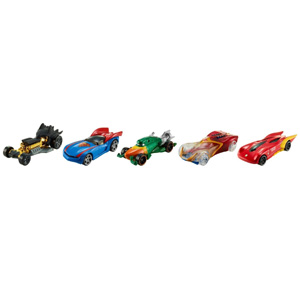 Hot Wheels DC Universe
