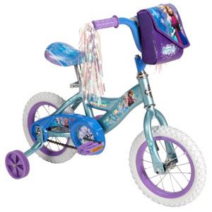 Huffy Disney Frozen Bike, Frosty Teal