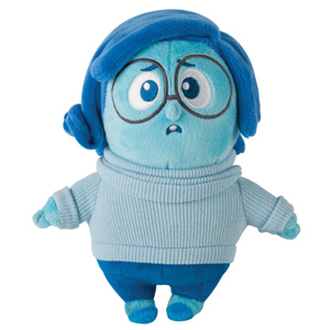 Inside Out  Sadness Plush