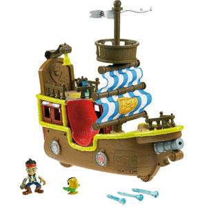 Jake's Musical Pirate Ship
