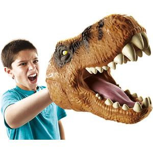 Chomping T Rex Head