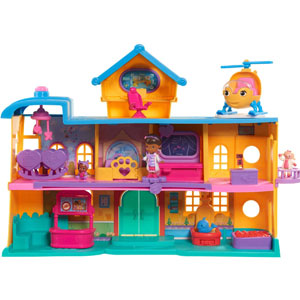 Just Play Doc McStuffins Toy Hospital