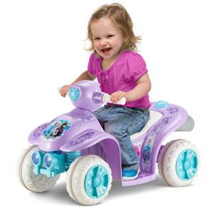 Kid Trax Frozen 6V Toddler Quad