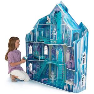 KidKraft Disney Frozen Snowflake Mansion