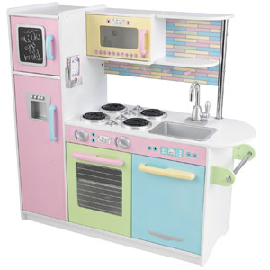Pastel Kitchen Playset