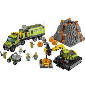 LEGO City Volcano Explorers