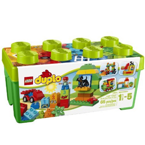 LEGO DUPLO Creative Play All-in-One-Box​-of-Fun