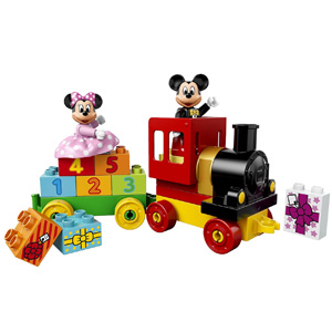 LEGO DUPLO Mickey Minnie Birthday Parade Train