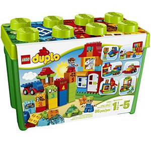 LEGO DUPLO My First Deluxe Box of Fun