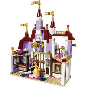 LEGO Disney Princess Belles Enchanted Castle 41067