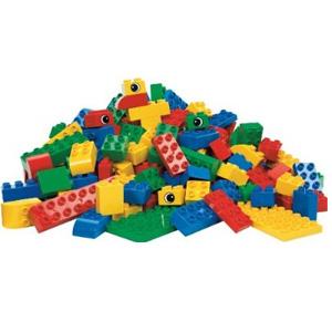 LEGO Education DUPLO (144 Pieces)