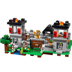 LEGO Minecraft The Fortress Building Kit 21127
