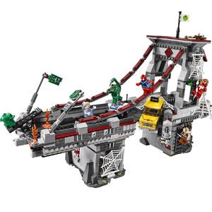 LEGO Super Heroes Spider-Man Ultimate Bridge