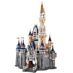 LEGO The Disney Castle