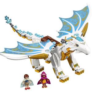 Lego Elves Queen Dragon's Rescue