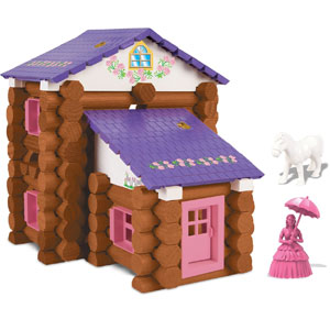 LINCOLN LOGS – Country Meadow Cottage