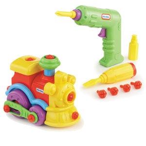 Little Tikes Builder Train