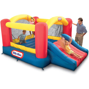 Jump n Slide Dry Bouncer
