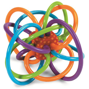 Manhattan Toy Winkel Rattle & Teether