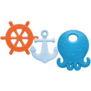 Mayapple Baby Octopus Friends Teether
