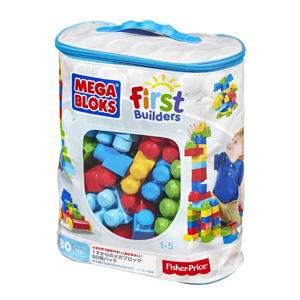 Mega Bloks First Builders Big Building Bag