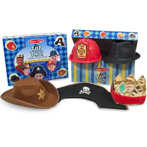 Top This! Role Play Hats